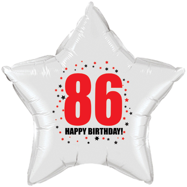 86TH-STAR-BALLOON